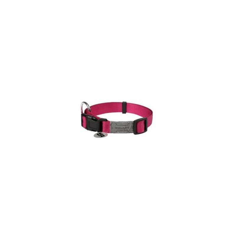 124906fus collier basic line fushia 15mm 25/4 à 2,74 € sur Barf-Food-France