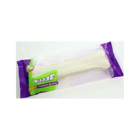 100-400603 white rawhide os presse 20cm/180gr