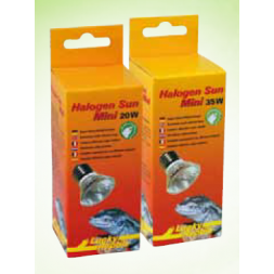 Halogen Sun Mini 50 W 2 PCS à 9,99 € sur Barf-Food-France