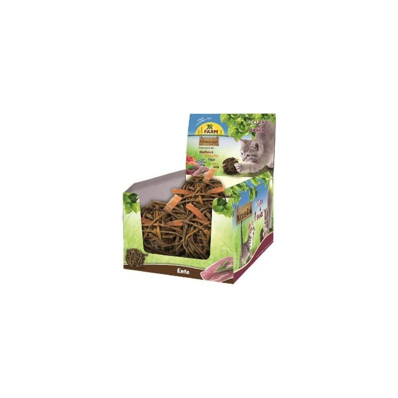 17831 jr nature-ball + canard 15g à 2,83 € sur Barf-Food-France
