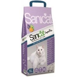 Sanicat 5 l plus lavande  à 2,66 € sur Barf-Food-France