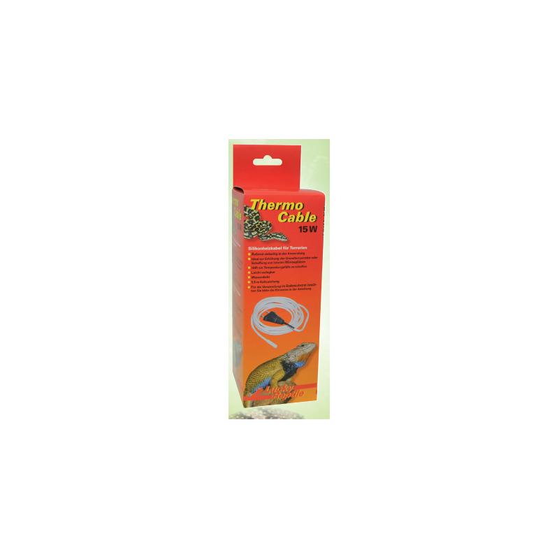 Thermo Cable 15 W, 3,8 m à 18,33 € sur Barf-Food-France