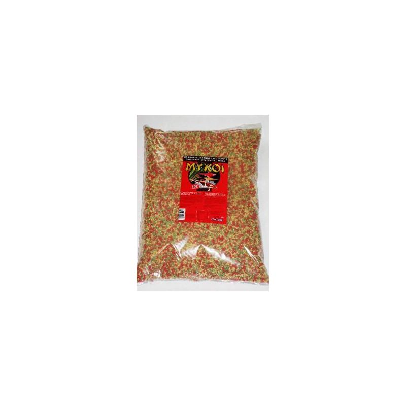My koi light mix granules :  sac 15 litre à 8,33 € sur Barf-Food-France