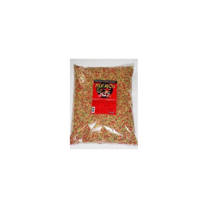 My koi light mix granules :  sac 15 litre à 8,33€ sur Barf-Food-France