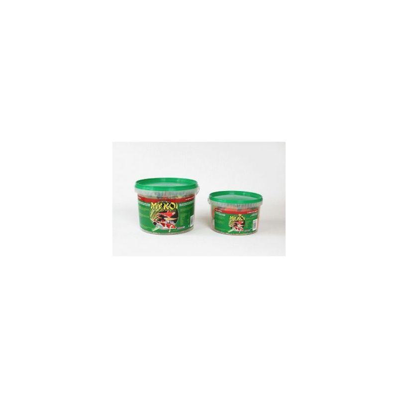 My koi vert paillettes :  seau 2,5 litre à 3,91€ sur Barf-Food-France