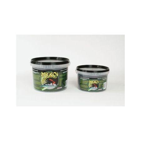 My koi noir granules esturgeons :  seau 2,5 litre