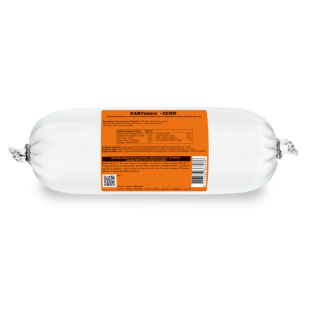 Barfmenu Canard 1 X 500g