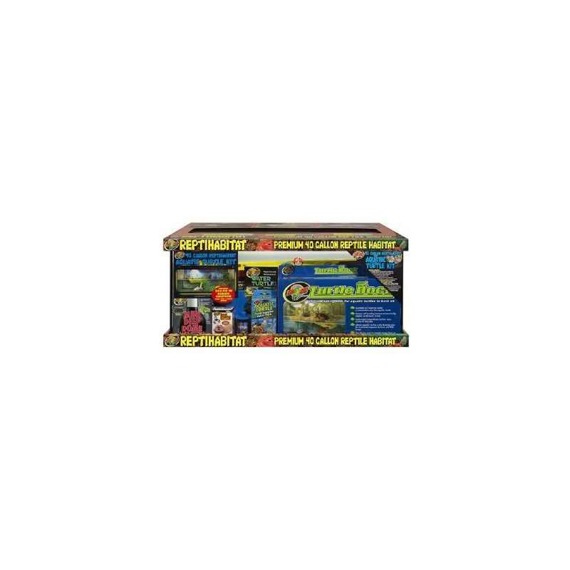 Nt-t40e kit aquatic turtle 91*45*45cm à 321,41 € sur Barf-Food-France