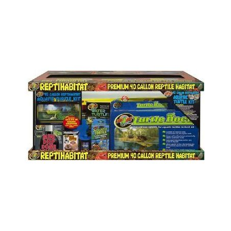 Nt-t40e kit aquatic turtle 91*45*45cm