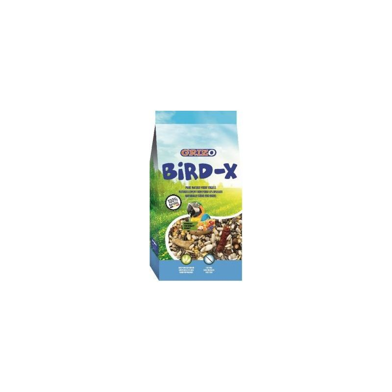 MELANGE PERROQUET TROPICAL sac 3 kg à 9,49 € sur Barf-Food-France
