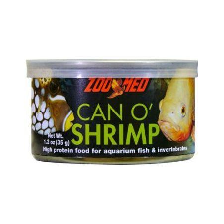 Zma-12e can o' shrimp 35g