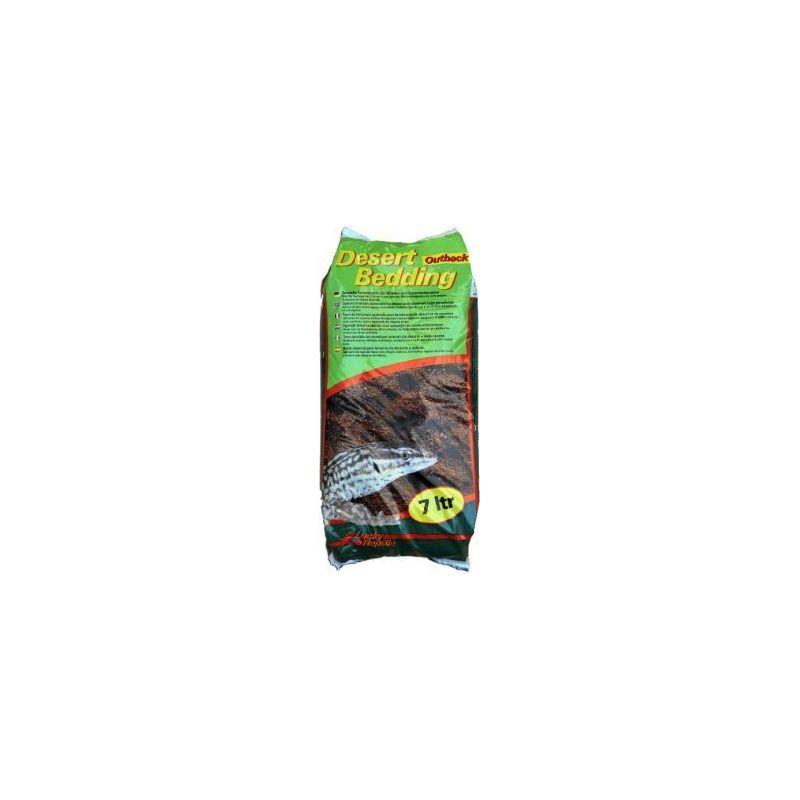 65123 desert bedding outback rouge 7l à 11,66€ sur Barf-Food-France