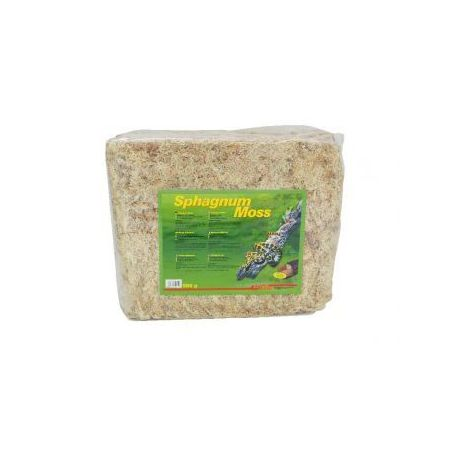 Sm-500/65802 spaghnum moss brick 500g/25l