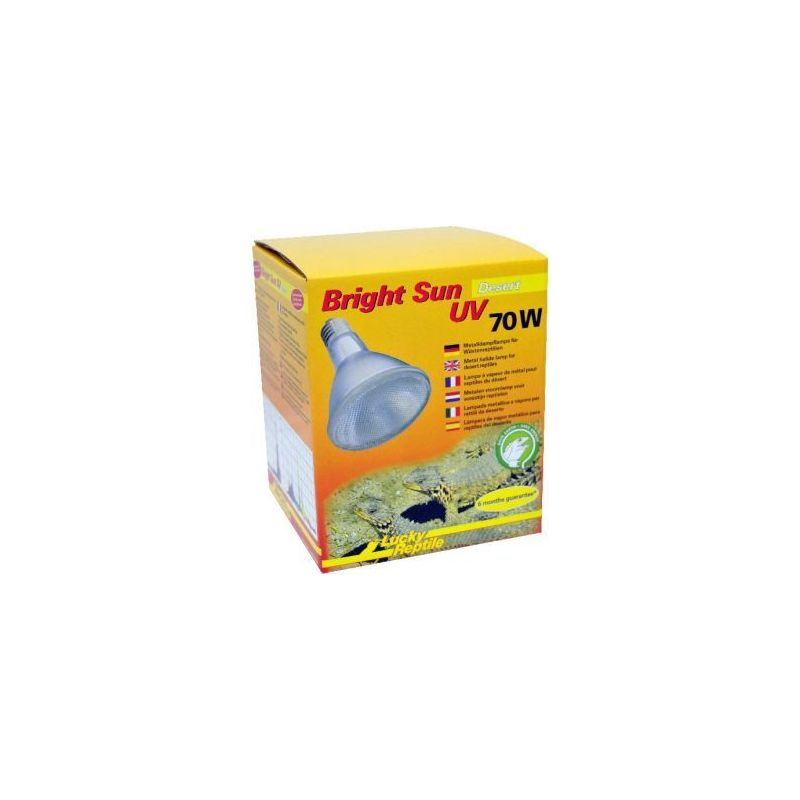 63602 bright sun uv desert 70w bulb à 49,92€ sur Barf-Food-France