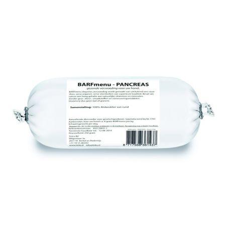 Barfmenu Pancreas 20 X 250g