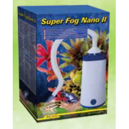 Super Fog Nano - humidificateur à 49,99 € sur Barf-Food-France