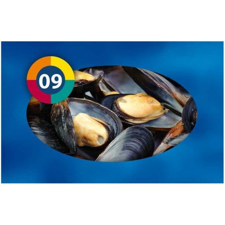 Blister viande de moule +/- 95g