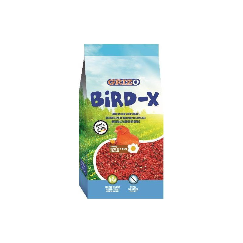 PATEE D'ELEVAGE GRIZO ROUGE GRASSE sac 4 kg à 19,33 € sur Barf-Food-France