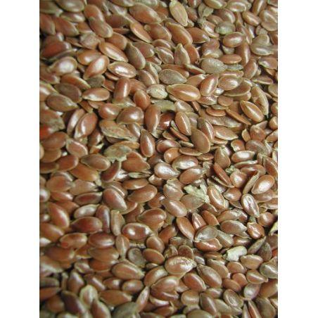 GRAINES DE LIN 99.5% sac 1 kg