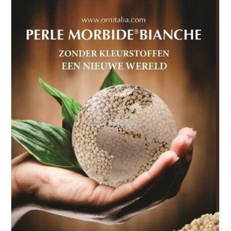 PERLE MORBIDE BLANC 800 GR