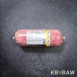 KB BARF Cous de poulet moulus 10 X 1Kg à 23,99€ sur Barf-Food-France