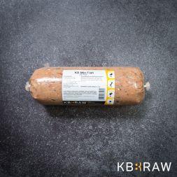 KB MIX- Poissons 1Kg à 4,16€ sur Barf-Food-France
