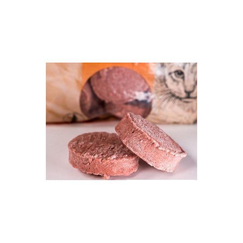 Barfburger de Poulet Complet 600g (+/- 12 x 50g) à 2,99€ sur Barf-Food-France