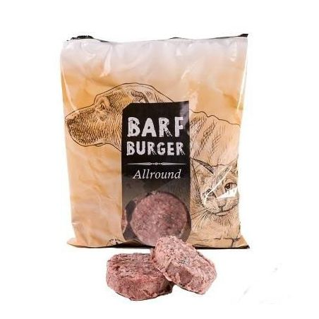 Barfburger Allround 16 X 600g (+/- 12 x 50g)