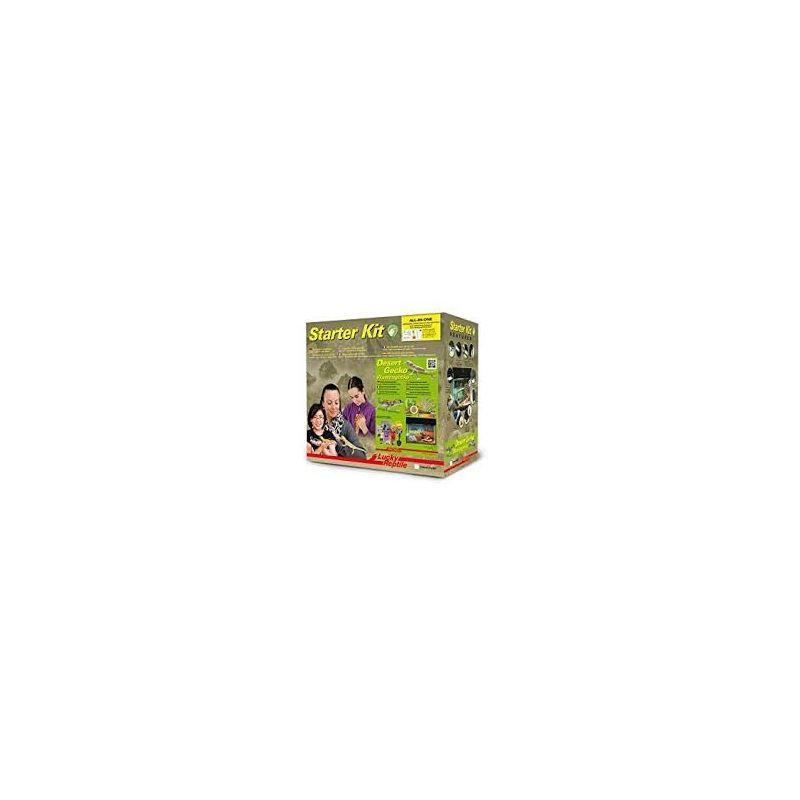 "Starter Kit 50 cm ""Gecko desert "" noir à 165,83€ sur Barf-Food-France"