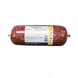 KB MIX- Lièvre 1Kg à 6,58€ sur Barf-Food-France