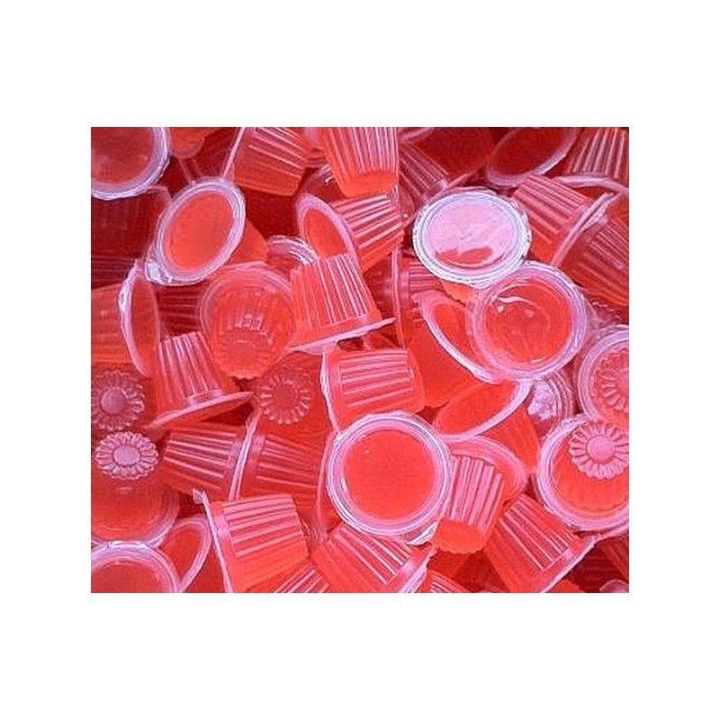 1 Gelée  fruit rouge- Jelly food