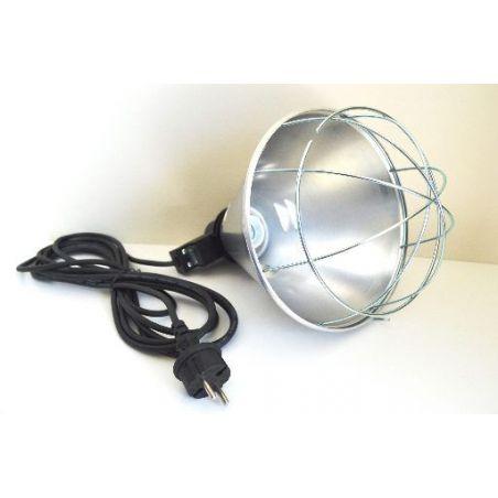 PROTECTEUR DE LAMPE +INTERRUPTEUR MAX 175W