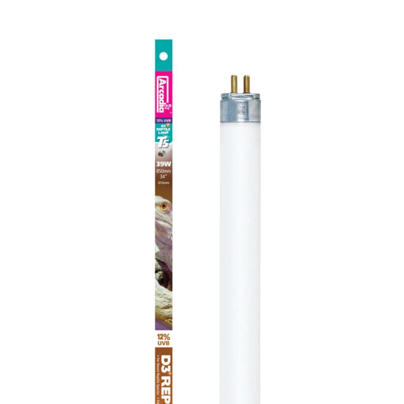 """D3 +"" Desert Lamp T5 39Watt 12% UVB 850 mm à 28,33€ sur Barf-Food-France"