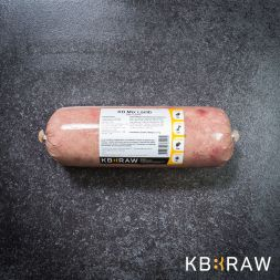 KB MIX- Agneau 1Kg à 4,91€ sur Barf-Food-France