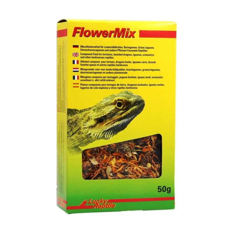 Flower Mix 50 g à 4,41 € sur Barf-Food-France