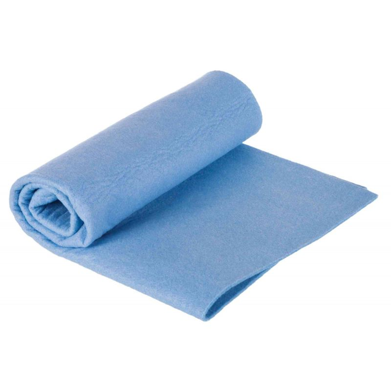 Serviette séchante : 50 × 60 cm, bleu à 3,74 € sur Barf-Food-France