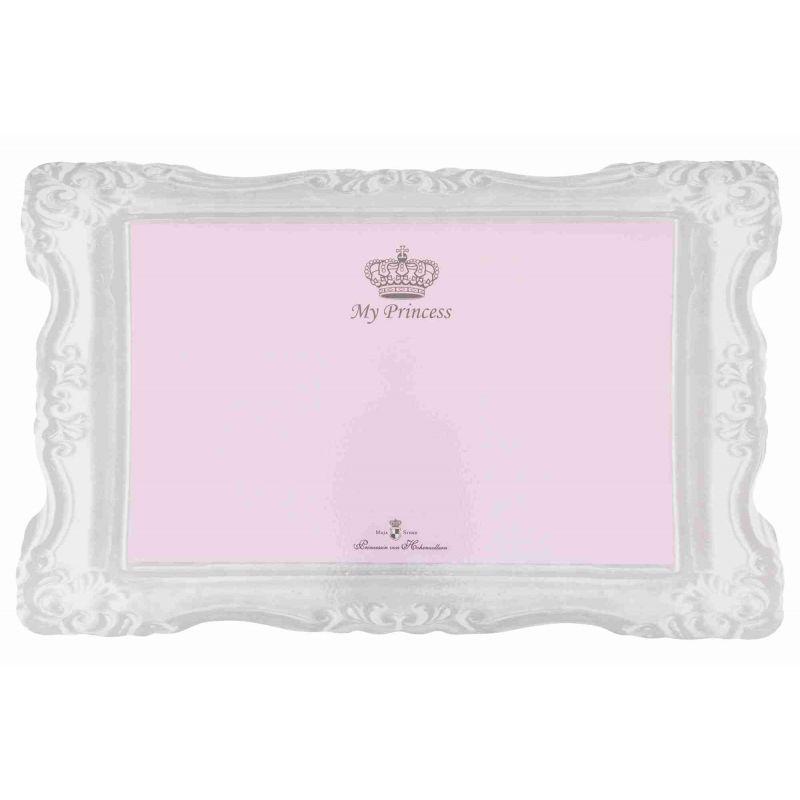 My Princess set de table: 44 × 28 cm, rose, My Princess à 3,74€ sur Barf-Food-France
