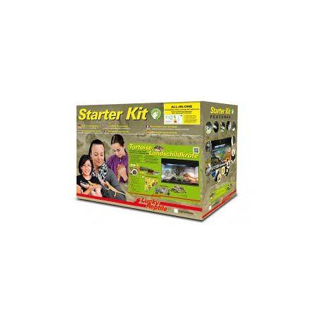 """Starter Kit 80 cm """"Tortue terrestre"""" noir"""