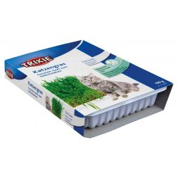 Bac d'herbe à chat : bol/env. 100 g à 1,72 € sur Barf-Food-France