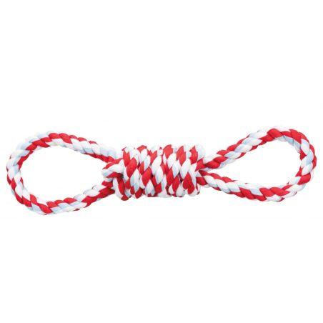 Corde, coton mélangé:38 cm