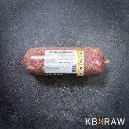 KB MIX- Boeuf/Poulet 1Kg à 3,66€ sur Barf-Food-France
