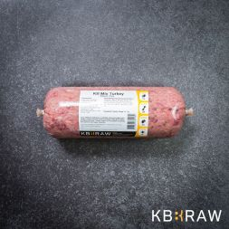 KB MIX- Dinde20 X 500g à 49,41 € sur Barf-Food-France