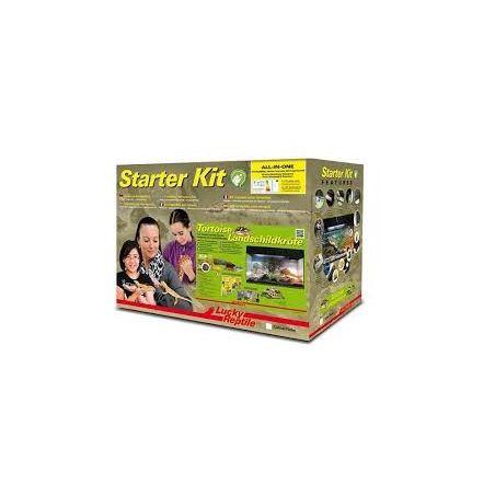 "Starter Kit 80 cm ""Tortues aquatiques"" noir"